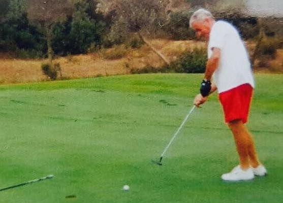 Sergio Volpi Golf Cup