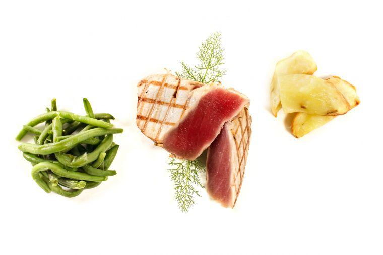 Where to eat raw fish in Porto Cervo